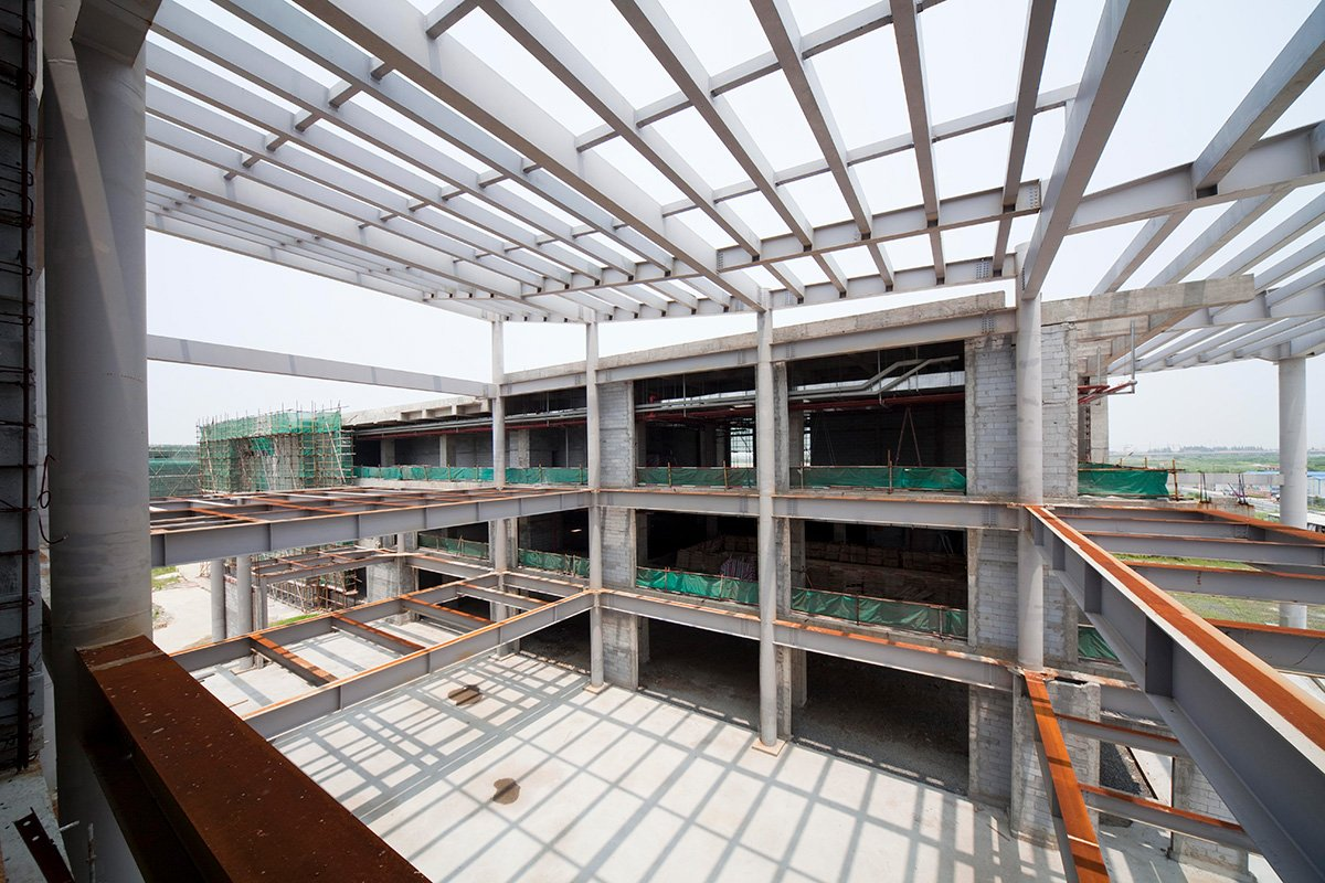 Duke Kunshan University construction-2