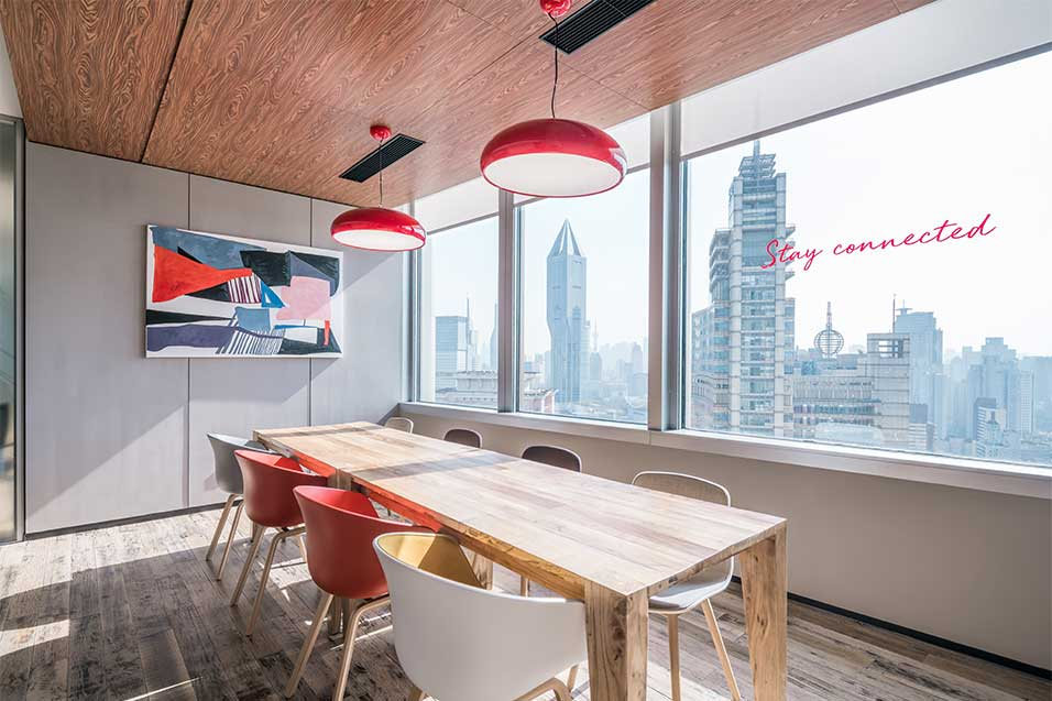 JLL Shanghai Office gallery 3