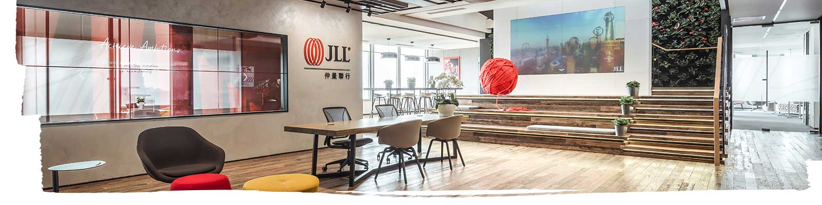 JLL Shanghai Office