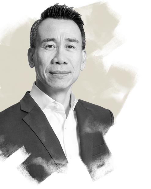 Headshot of KK Fung CEO - Greater China, Greater China